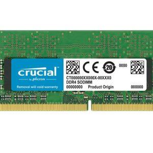 NB MEMORY 16GB PC21300 DDR4/SO CT16G4SFD8266 CRUCIAL